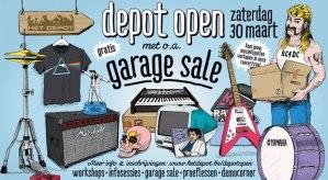 depot open